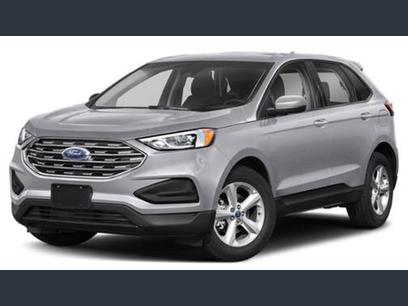 Certified 2020 Ford Edge SEL - 607083104