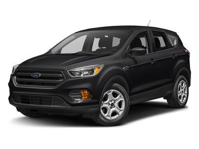 Certified 2017 Ford Escape SE - 593382914