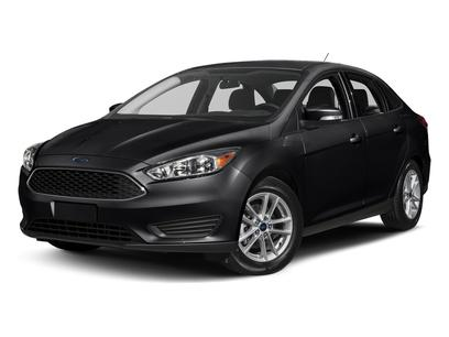 Certified 2018 Ford Focus SE - 608364760