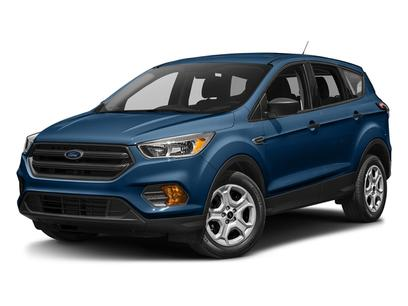 Certified 2018 Ford Escape SEL - 608137705